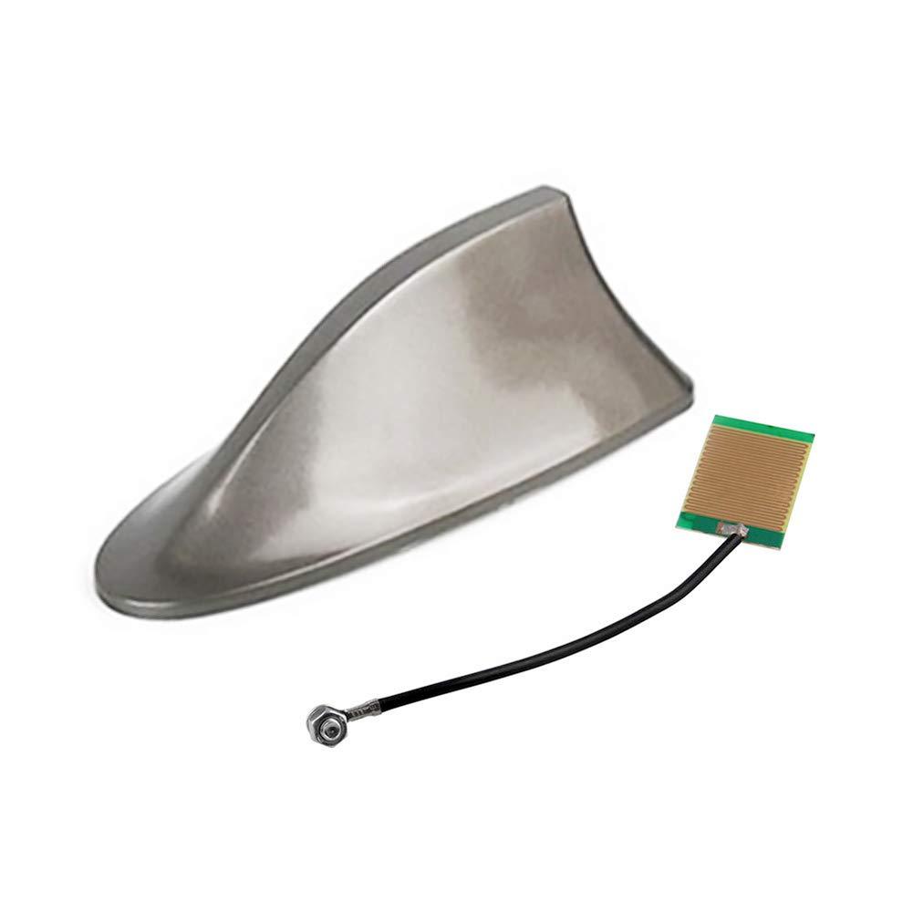 Antenna universale per auto antenna per tettuccio FM con amplificatore
