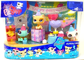 Awe Inspiring Littlest Pet Shop Ferret Cat And Turtle Fanciest Pets 520 Funny Birthday Cards Online Elaedamsfinfo