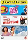 Never Been Kissed/Just Married/Where the Heart Is [Import anglais]