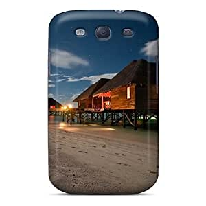 Fashionable EJkoO3000RfXZq Galaxy S3 Case Cover For Dream Summer Beautiful Night Protective Case
