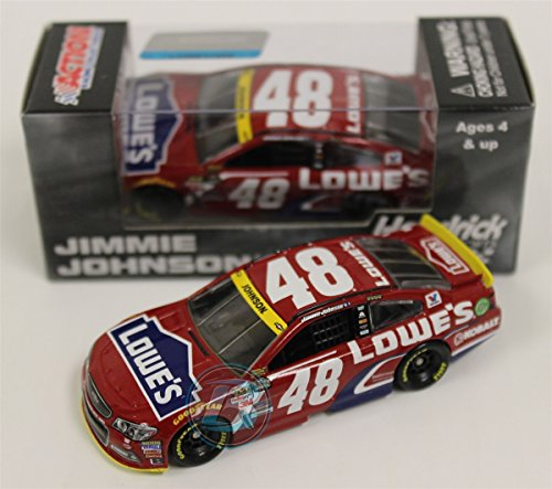 Lionel Racing Jimmie Johnson 2015 Lowe's Red Vest 1:64 Nascar - Collectibles Nascar Diecast