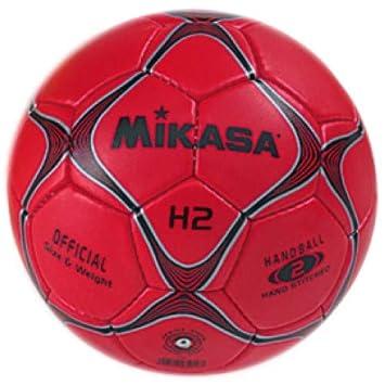 Mikasa H-2 - Balón de Balonmano, Color Naranja, Talla 2: Amazon.es ...