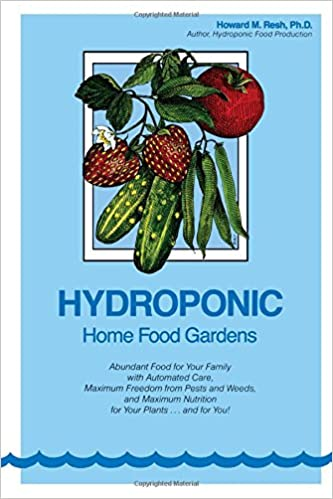 hydroponic home food gardens 1st edition