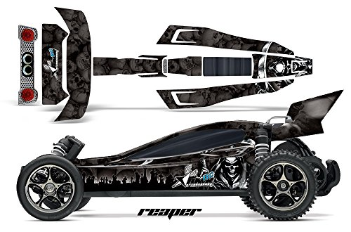 Designer Decal for Traxxas Bandit VXL 1/10  AMRRACING RC Kit
