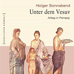 Unter dem Vesuv Hörbuch