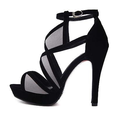 b33c57f32f43d Femmes Salle De Bal Chaussures Talon Haut