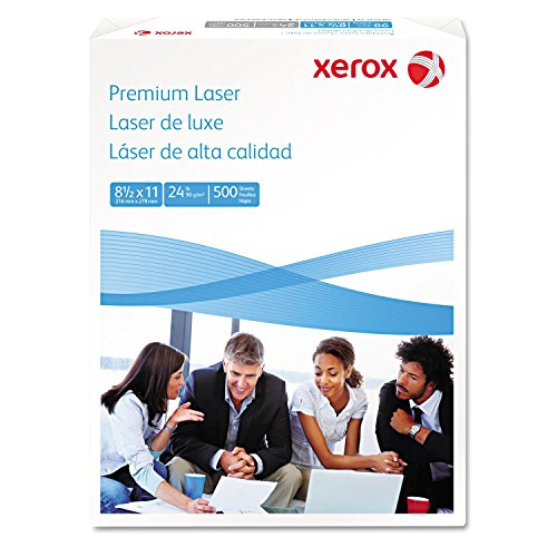 (Xerox 3R13038 Bold Professional Quality Paper, 98 Bright, 8 1/2 x 11, White, 500 Sheets/RM)