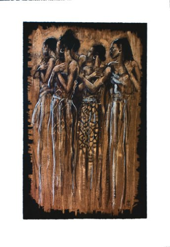 african paintings posters