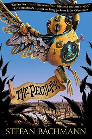 book cover of The Peculiar