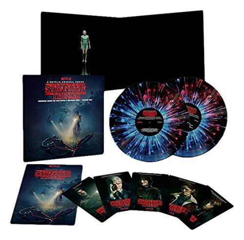 Stranger Things Deluxe Edition Vinyl Vol 2