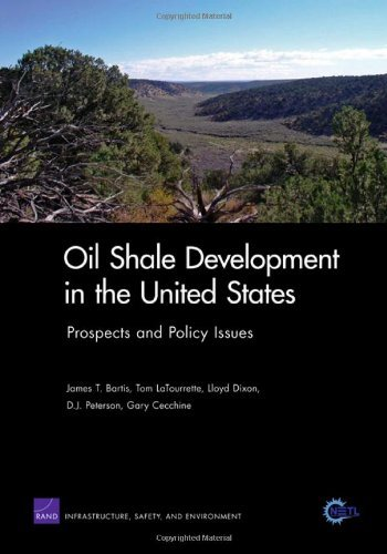 Oil Shale Developement in U S:Prospects & Policy Issues