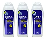 Yes To Blueberries Healthy Hair Repair Shampoo, 11.5 Fluid Ounce