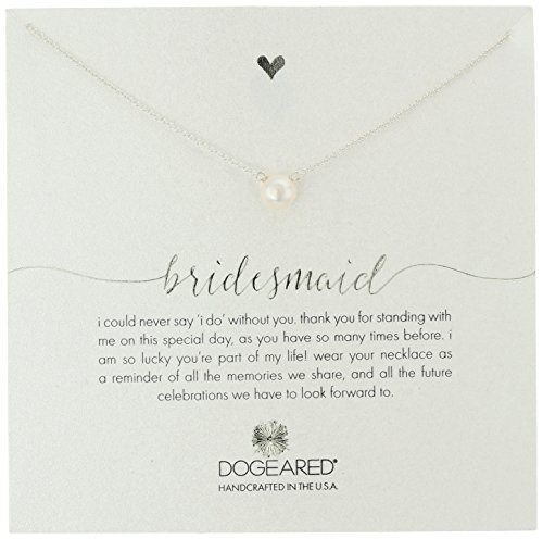 Silver Single Strand Necklace (Dogeared