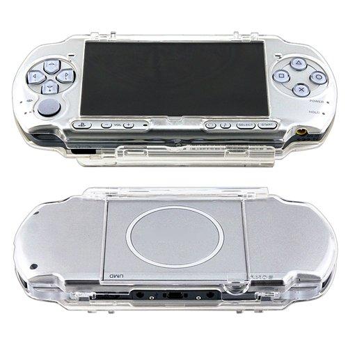 Claro Dura Funda Carcasa Rigida Transparente Para Sony PSP ...