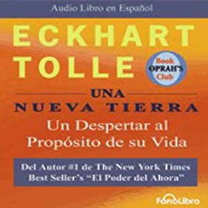 Una Nueva Tierra [A New Earth] Audiobook