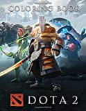 Dota 2 Coloring Book: Coloring Books For