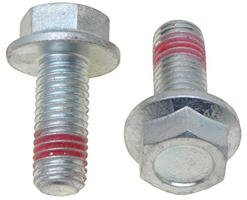 Raybestos H17011 Professional Grade Disc Brake Caliper Bracket Mounting Bolt -