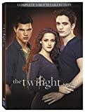 Buy Twilight Saga 5 Movie Collection [DVD]