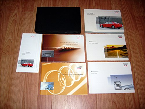 2005 Audi S4 S 4 Owners Manual