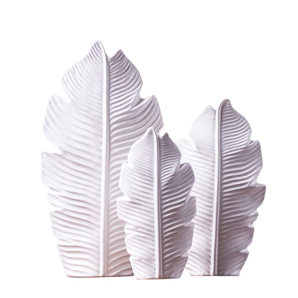 3ピースミニマリズムセラミック花瓶用花緑植物結婚式植木鉢装飾ホームオフィスデスク花瓶花バスケットフロア花瓶ヨーロッパスタイル B07RGYQB72