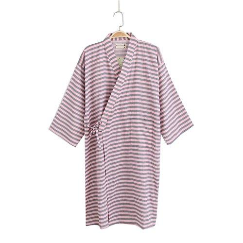女性着物ローブ浴衣バスローブパジャマ#12