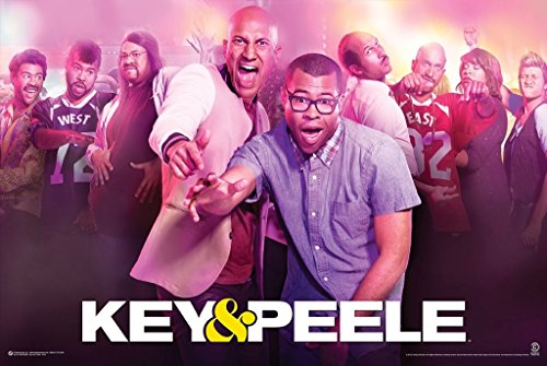 comedy-centrals-key-and-peele-24x36-poster