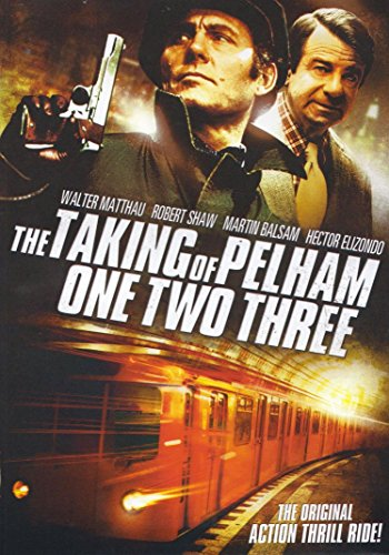 The Taking of Pelham One Two Three (The Taking Of Pelham One Two Three 1974)