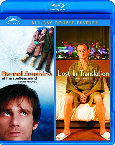 Eternal Sunshine of the Spotless Mind / Lost in Translation (Double Feature) [Blu-ray]