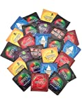 Best Flavored Condoms - Trustex Flavors and Colors Lubricated Latex Condoms Review