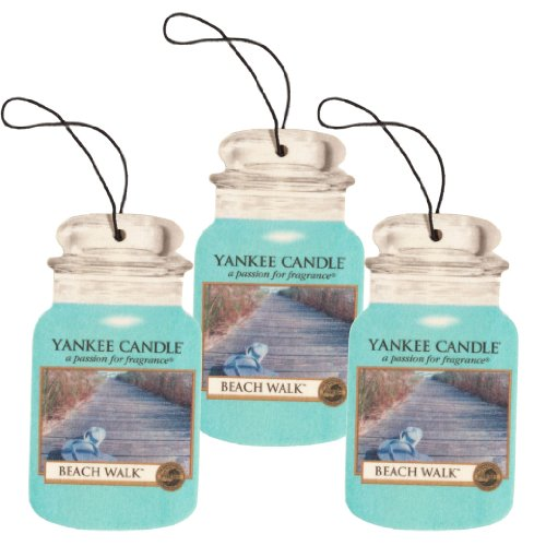 Cheap  Yankee Candle Car Jar Classic Cardboard Car ,Home and Office Hanging Air..