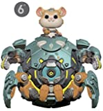 FUNKO POP! Games: Overwatch - Wrecking Ball 6