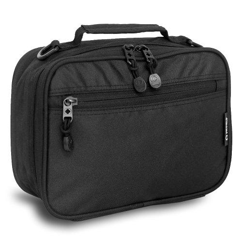 (J World New York Cody Lunch Bag, Black, One Size)