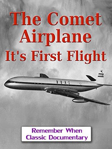 The Comet Airplane on Amazon Prime Video UK