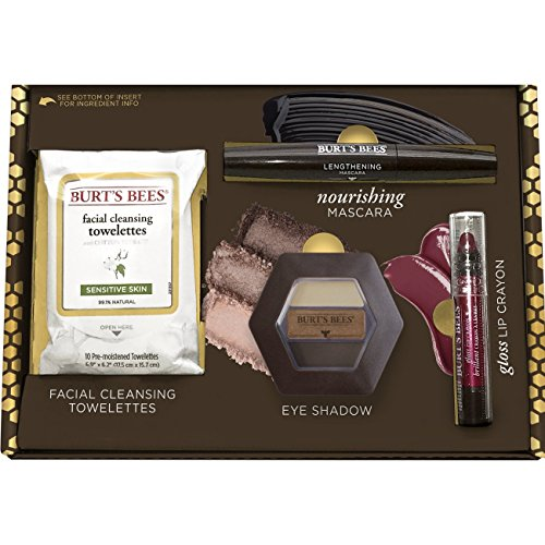Burt's Bees Boldly Beautiful Gift Set, 4 Products in Giftabl