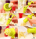 Money-coming-shop-New-Kitchen-Ginger-Garlic-Manual-Press-Twist-Cutter-Crusher-Cooking-Tool-Plastic-Garlic-presses-Blenders-peeler-Free-shipping