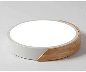 Plafoniere Quadrate Da Parete : Plafoniera quadrata semplice e moderna rotonda camera da letto