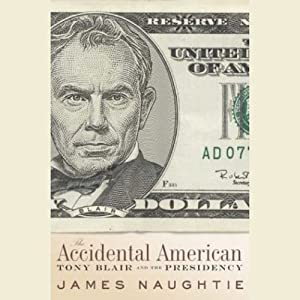 The Accidental American Audiobook