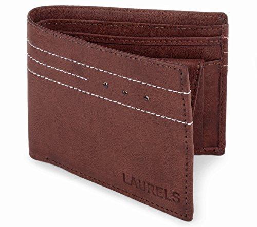 Laurels Stark Tan Men's Wallet (STA-08)