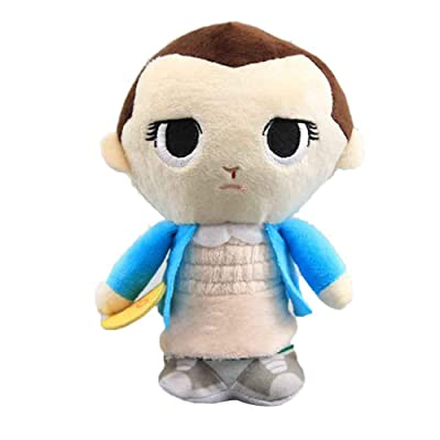 Plush Doll,Stranger Things Stuffed Animal/Cartoon Plush Soft Toys for Kids Collectible Birthday Gift Doll for Children: Clothing