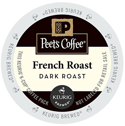 Peet's French Roast 120 Single K-Cups by Peet's Coffee (Image #3)