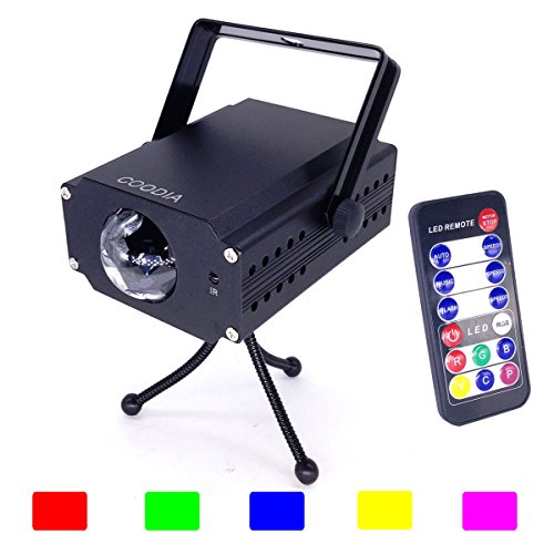 Portable 7colors Projector Lighting controller product image