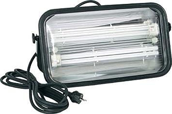 LED Panel Rund /Ø245mm 24W 3000K Warmwei/ß Aufputzlampe Aufbauspot Aufputz Leuchte Aufbaustrahler Deckenlampe Wei/ßer Rahmen Premium Light Serie