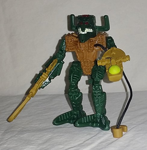 McDonalds LEGO BIONICLE #7 - Piraka