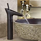 Ikea Bathroom Sinks Lightinthebox B&R Luxury Antique Oil-rubbed Bronze Bathroom Vessel Sink Faucet Mixer Tap