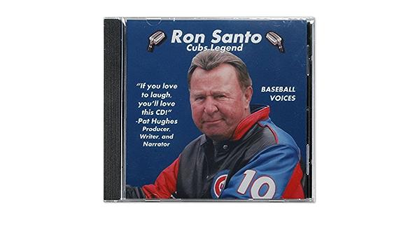 Ron Santos - MLB Chicago Cubs Ron Santo Cubs Legend ...