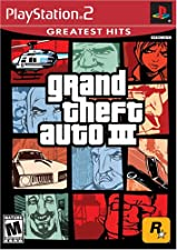 Grand Theft Auto III - Playstation 2