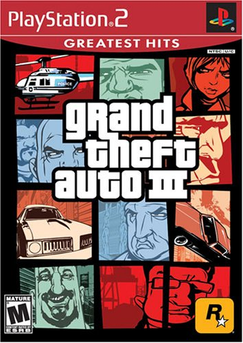 gta playstation 2 - 6