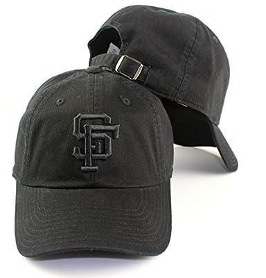 San Francisco Giants MLB American Needle Tonal Ballpark Slouch Cotton Twill Adjustable Hat