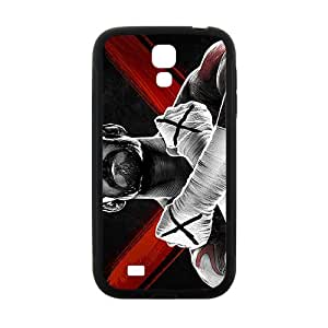 WWE World Wrestling Entertainment CM Punk Black Phone Case for Samsung Galaxy S4
