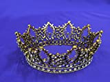 Antique Crystal Crown #24